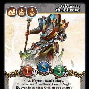 Baldassar the Elusive