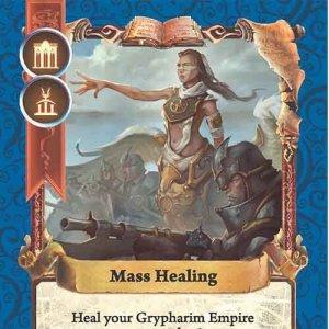 Mass Healing