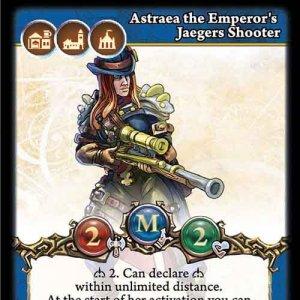 Astraea the Emperor's Jaegers Shooter