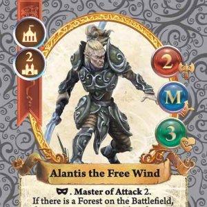 Alantis the Free Wind