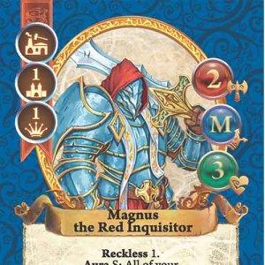 Magnus the Red Inquisitor