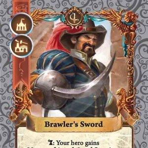 Brawler's Sword