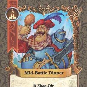 Mid-Battle Dinner