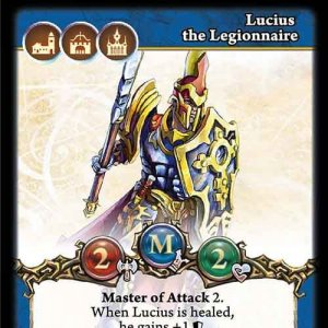 Lucius the Legionnaire