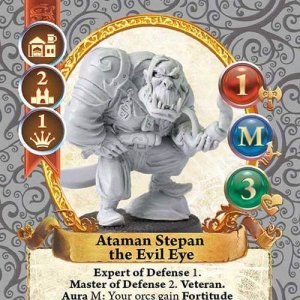 Ataman Stepan the Evil Eye