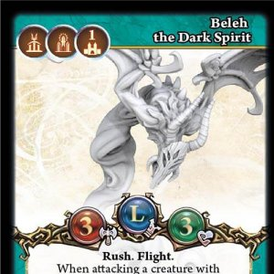 Beleh the Dark Spirit
