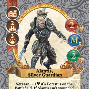 Alantis, Silver Guardian