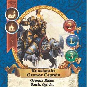 Konstantin Oronox Captain