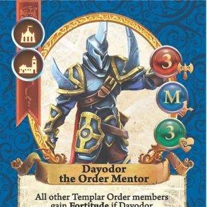 Dayodor the Order Mentor
