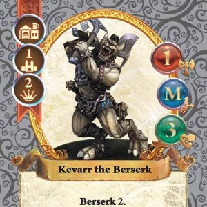 Kevarr the Berserk