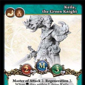 Keila, the Green Knight
