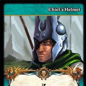 Chief's Helmet