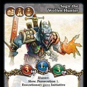 Sagir the Wolfen Hunter