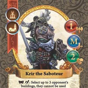 Krir the Saboteur