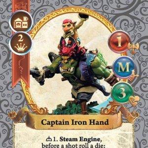 Captain Iron Hand