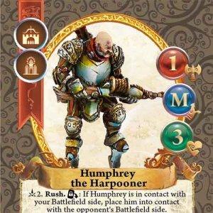 Humphrey the Harpooner