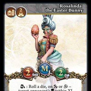 Rosalinda the Easter Bunny