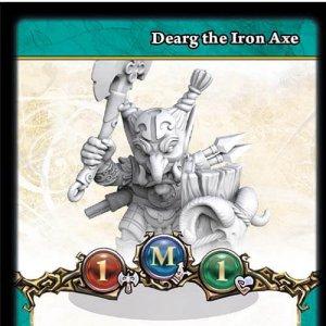 Dearg the Iron Axe